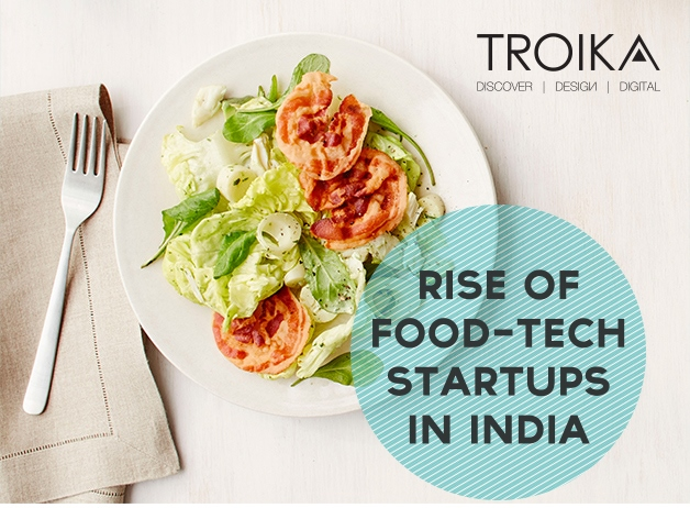 Rise Of Food-Tech Startups In India