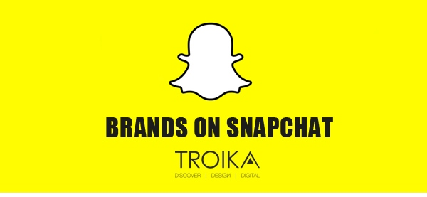How Brands Are Using Snapchat